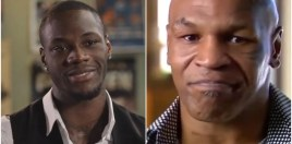 Wilder Is Fuming With Mike Tyson