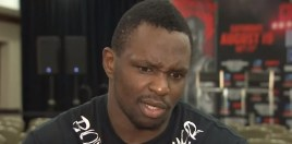 Dillian Whyte Rips Browne