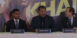 Eddie Hearn Names The 3 Fighters He'd Take Into A Street Fight With Him