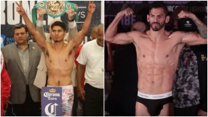 Mikey Garcia vs Jorge Linares Fight