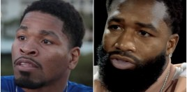 Shawn Porter Comments On Adrien Broner's Lifestyle