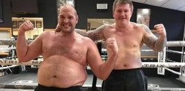 Tyson Fury Makes Remarkable Weight Loss