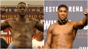 Wilder Makes Bold Joshua