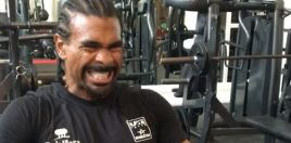 david haye gets trolled