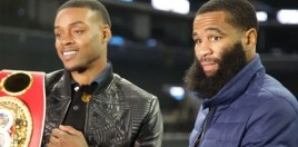 Errol Spence vs Lamont Peterson Prediction