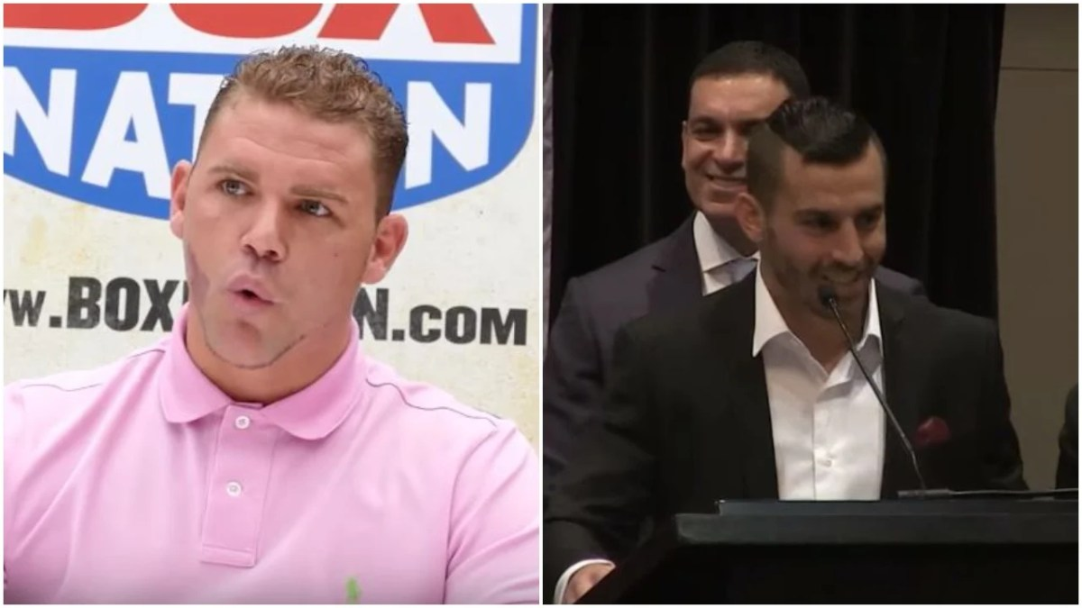 Billy Joe Saunders: David Lemieux Is An A***hole, Typical French Canadian