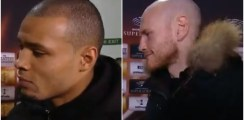 Chris Eubank Jr and Groves