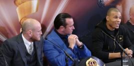Chris Eubank vs George Groves Prediction