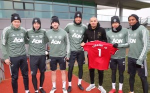 Eubank Meets Man United