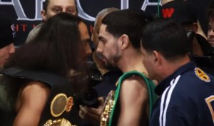 Garcia Does Not Blame Thurman