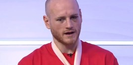 Groves Reacts To Claim From Eubank
