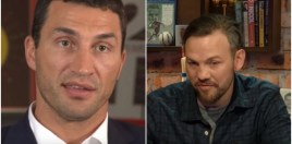 Klitschko Sends Moving Message To Andy Lee