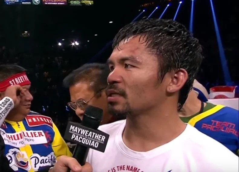 Bob Arum Speaks On Notorious Pacquiao Shoulder Injury After Mayweather Fight