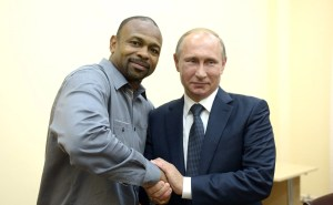 Roy Jones Defiant Ahead Of Final Fight Of His Legendary Career