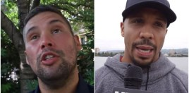 Tony Bellew Responds To Andre Ward