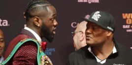 Deontay Wilder Points Out
