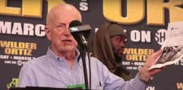 Deontay Wilder Manager Shelly Finkel Gives His Full Side Of What Happened In Joshua vs Wilder Talks