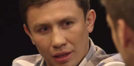 Golovkin Fight May