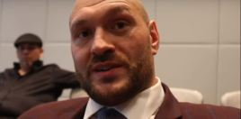 Tyson Fury Had An, Well, Rather Alternative View Of The Conor McGregor Fiasco