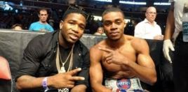Broner Reacts To Errol Spence