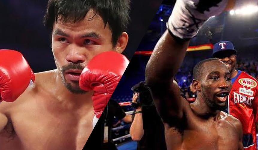 Crawford Responds To Rumors Of Pacquiao Ducking Him