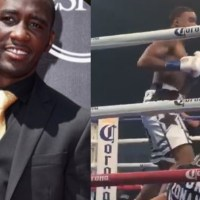 Terence Crawford Reveals Text Errol Spence Sent Him After Car Crash