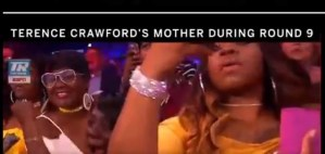Terence Crawford Mother