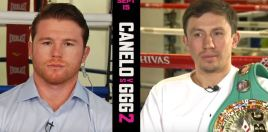 GGG and Canelo Feature In New Game Ahead Of Rematch