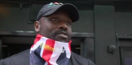 Dereck Chisora Reacts To Career