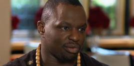 Dillian Whyte On Getting Shot
