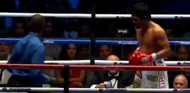 Pacquiao Knocked Out Matthysse