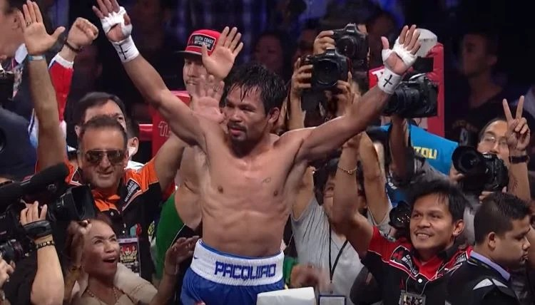Boxing World Explodes Following Pacquiao Knockout Of Matthysse