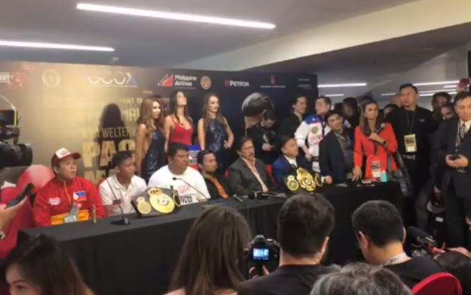 Pacquiao Names Three Possible Opponents For Next Fight
