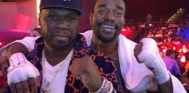 50 cent back in boxing