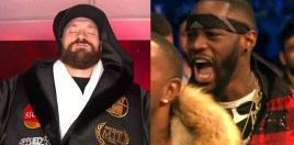 What Is Going On With Deontay Wilder vs Tyson Fury