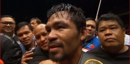 Eddie Hearn Reveals Feedback From Pacquiao Meeting
