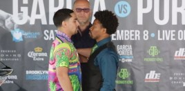 Danny Garcia Won't Be Surprised If He Knocks Porter Out