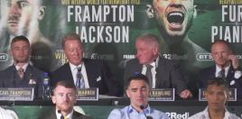 Jamie Moore Brings In Scientific Approach For Carl Frampton