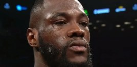 deontay wilder on what finally convinced him to take fury fight