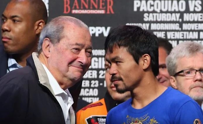 Manny Pacquiao and Bob Arum - Sticking With What You Know
