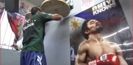Amir Khan Opens Up About What Sparring Manny Pacquiao Did For Him