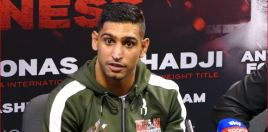Amir Khan Responds To Carl Froch's Criticism