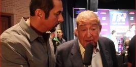 Bob Arum Reacts To Mayweather vs Pacquiao Rematch - Slams It
