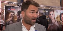 Eddie Hearn Explains What Needs To Happen For Pacquiao vs Khan Fight