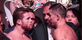 Fans All Say The Same Thing About GGG vs Canelo Final Face Off