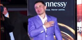 Golovkin Promoter Trolls Canelo's Mexican Heritage On The Day Of The Fight
