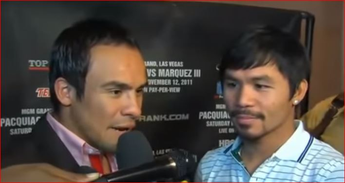 Juan Manuel Marquez Predicts How Mayweather vs Pacquiao 2 Would Go
