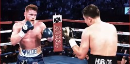 Khan Claims Canelo Will Struggle Against GGG Without Clenbuterol and Steroids