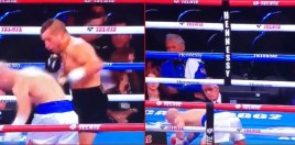 Lemieux Viciously Knocks Out O'Sullivan On Golovkin vs Canelo 2 Undercard
