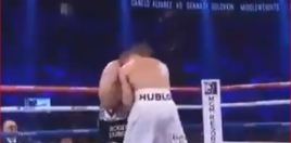 This Round 10 Exchange In Canelo vs Golovkin 2 Was A Thing Of Beautiful Savagery